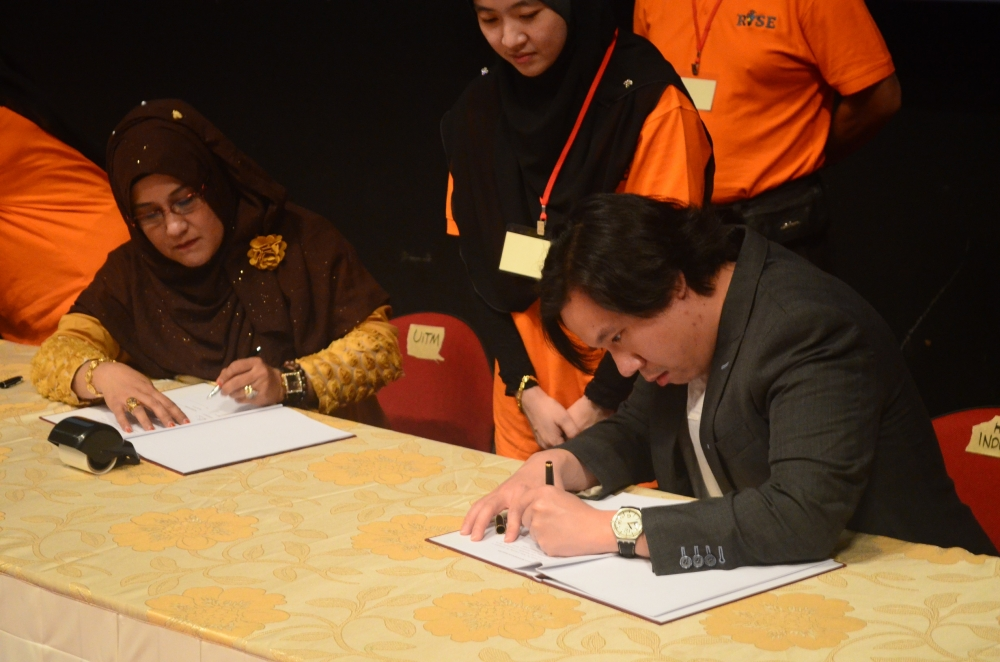 HPMT signs MoU with UiTM
