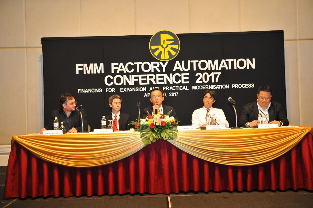 FMM Factory Automation Conference 2017
