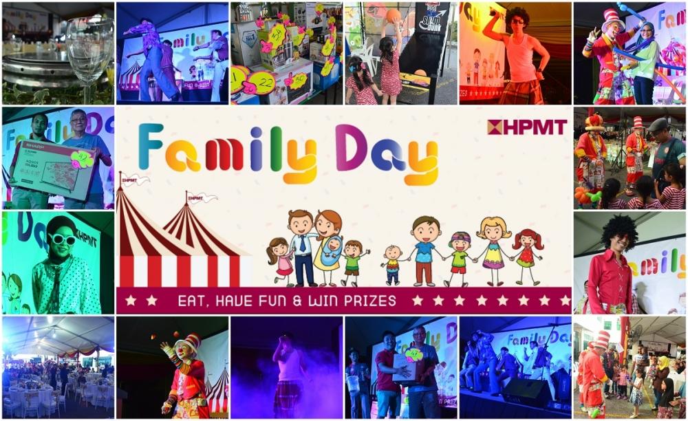 HPMT Celebrates Family Day