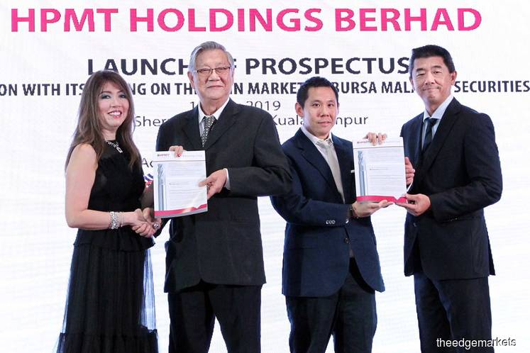 HPMT Holdings Berhad Launches IPO Prospectus