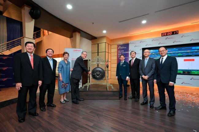 HPMT Holdings Berhad Debuts on Main Market of Bursa Malaysia