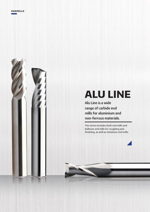 Aluminium Series End Mill