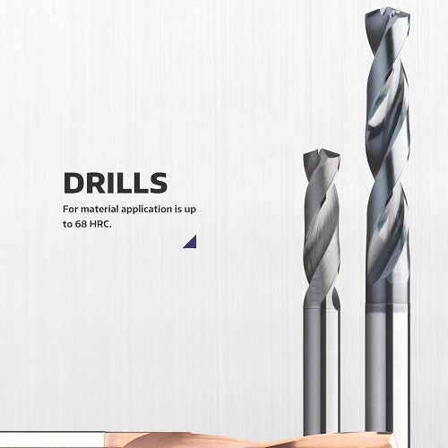 DR 30 Series Drill
