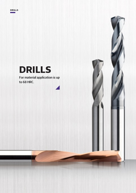DR NiTiCo Series Drill