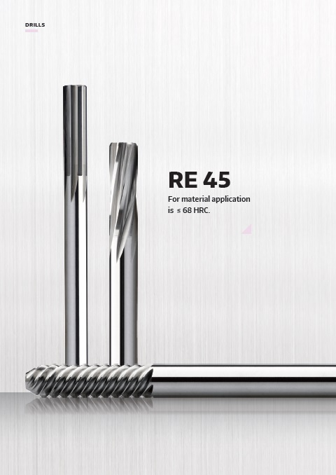 RE45 Reamer Series