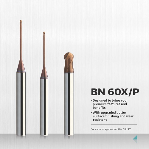 BN 60X Series Ballnose