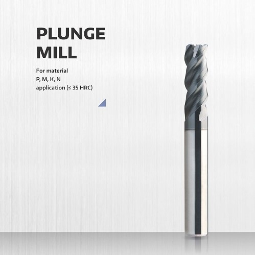 Plunge-Mill Series