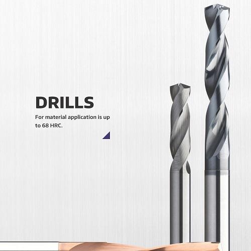 DR-Mini Series Drill